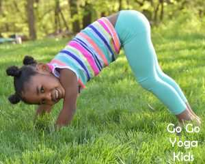 kids yoga game
