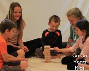 kid yoga moves