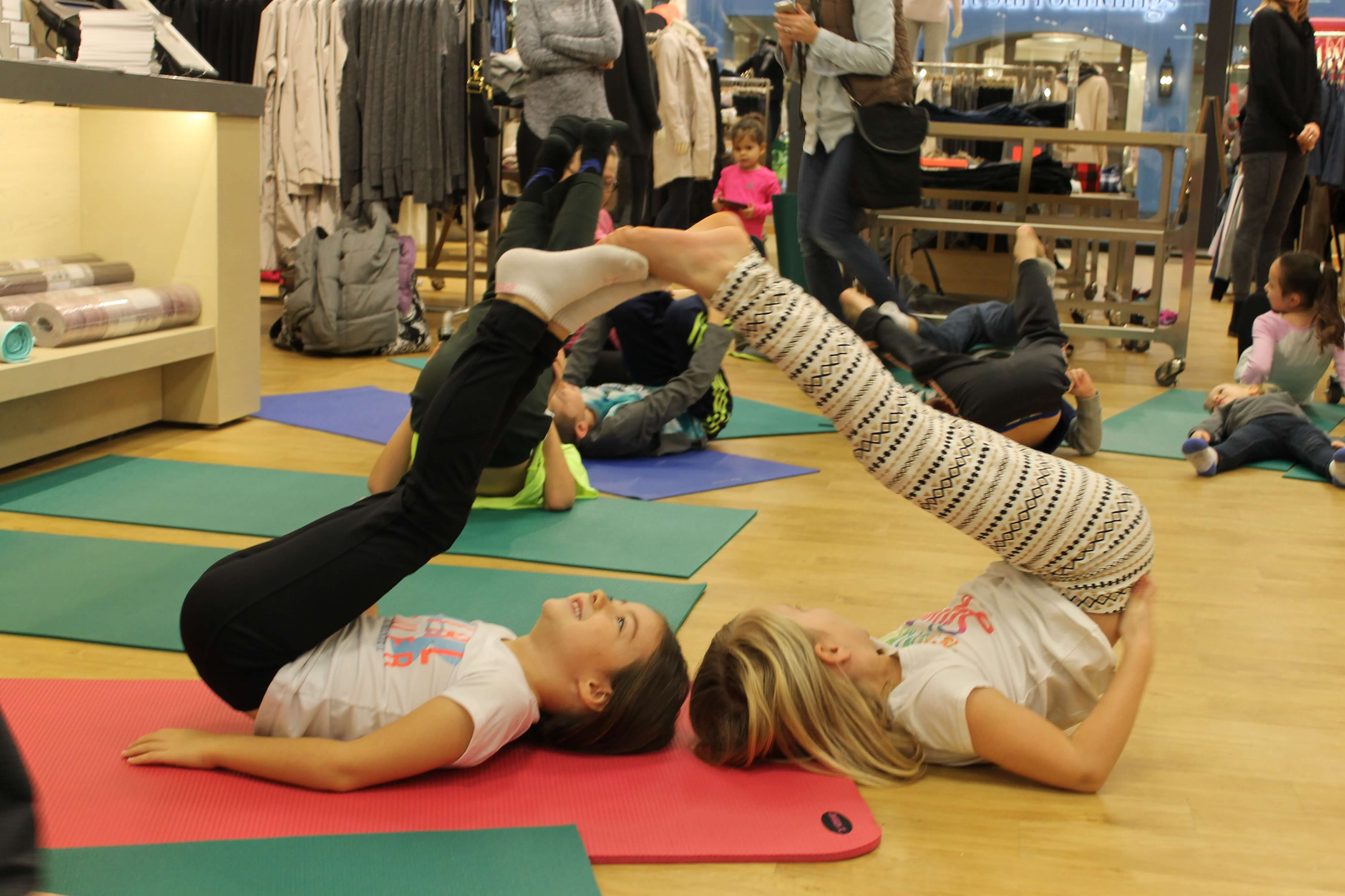 Want To See A Video Of This Go Yoga Kids Class In Action Check Out It Here