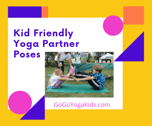 Power Partner Poses in Yoga to Practice with Kids