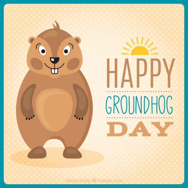 celebrate groundhog u0026 39 s day with this game and yoga poses