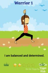 The Kids Yoga Challenge Pose Cards Go International