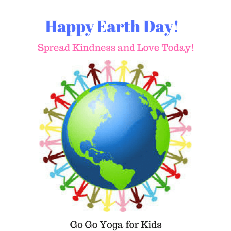 Try Our Fun Kids Yoga Pose Ideas To Help Celebrate Beautiful Earth With Sun Salutations Balance Poses And An Dance