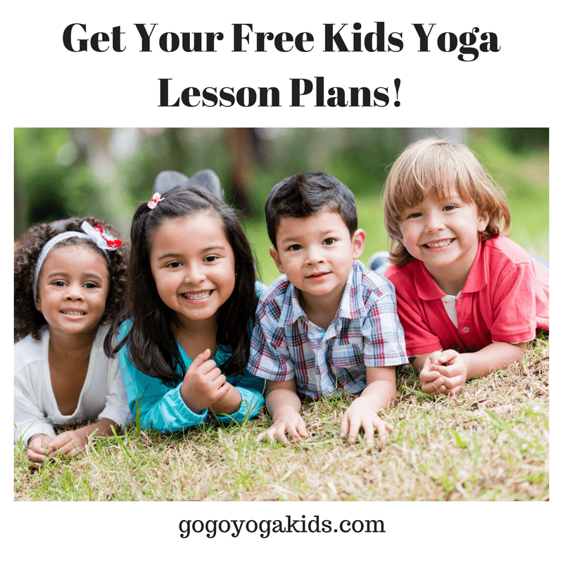 kids yoga sequence