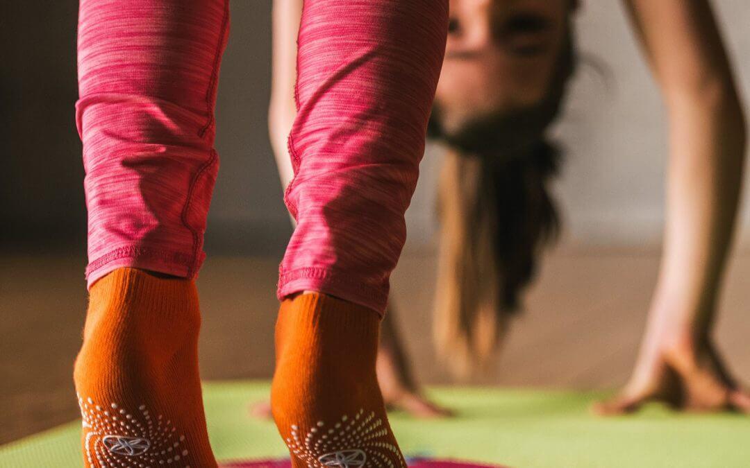 Yoga Props and Socks