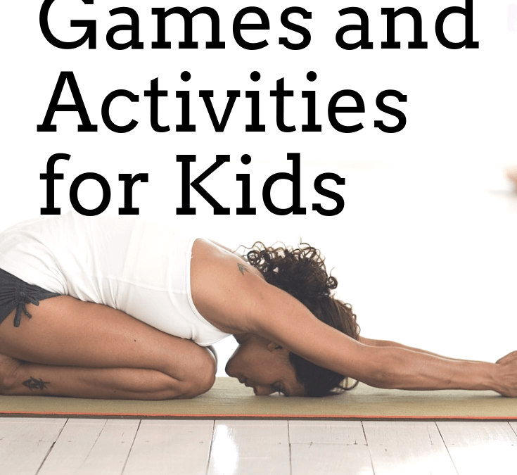 Mindfulness and Mantras Kids Yoga Lesson Plan