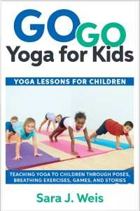 winter yoga class with kids at athleta  go go yoga for kids