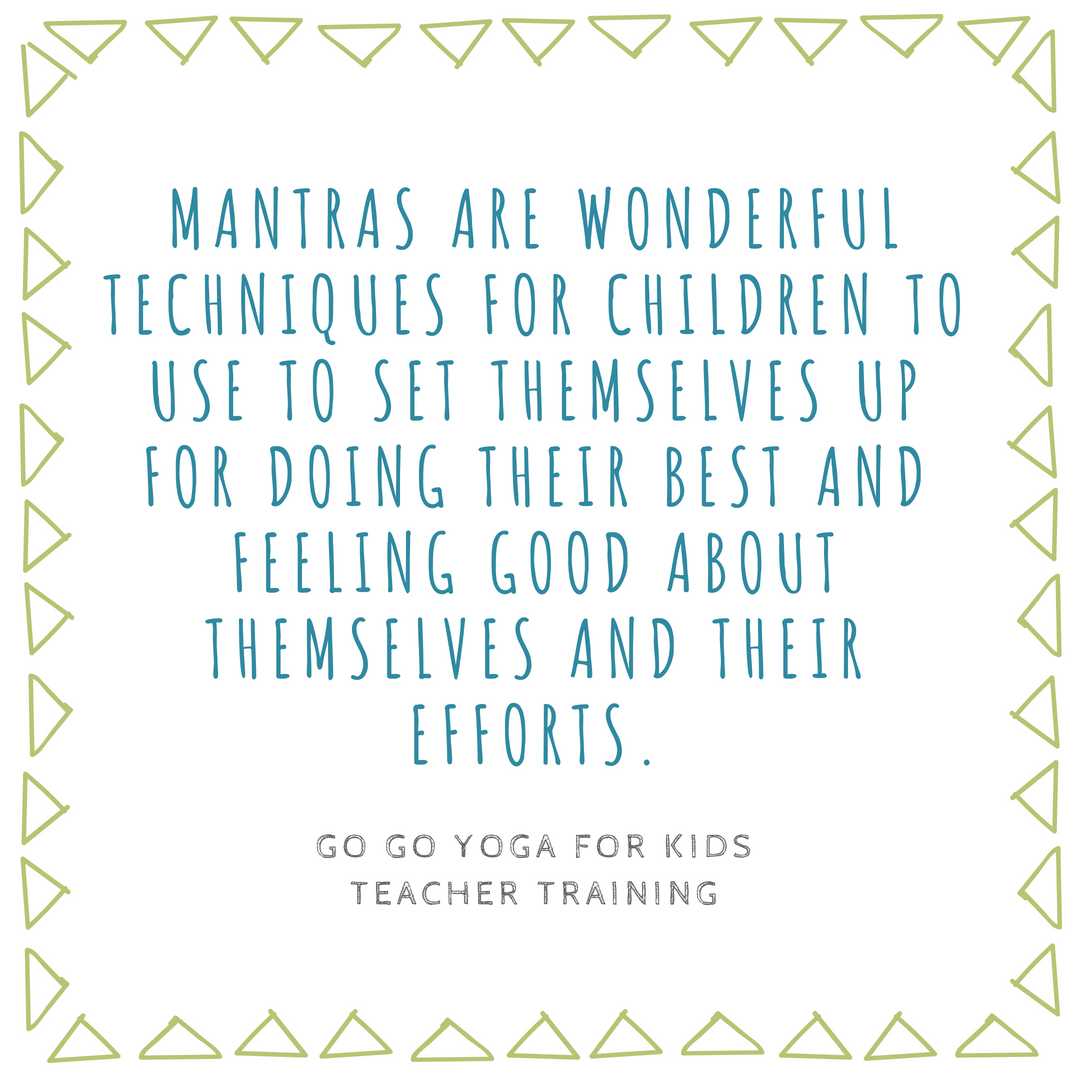 mantras for children