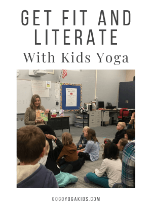 Literacy Night with Kids Yoga