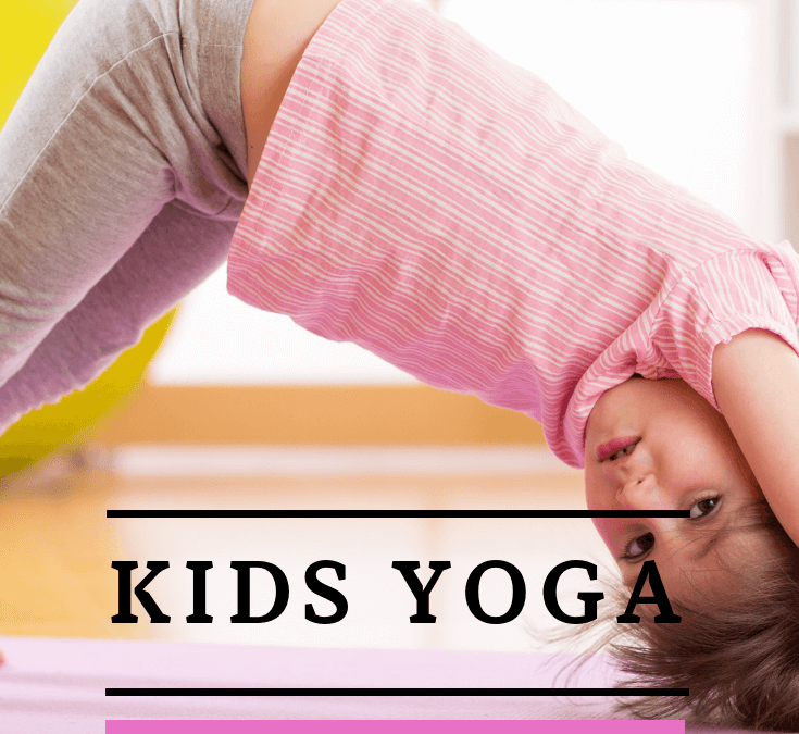 Kids Yoga Obstacle Course