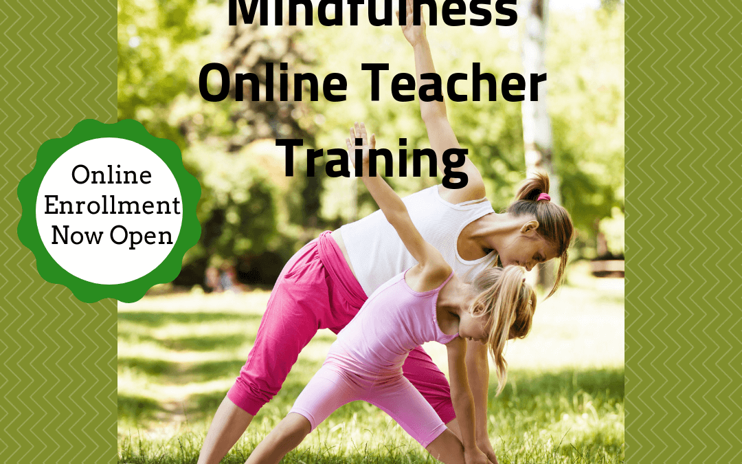 Online Yoga & Mindfulness Children Teacher Training