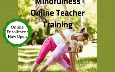 Online Yoga & Mindfulness Children Teacher Training