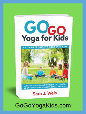 kids yoga books