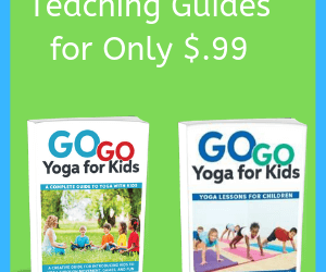 Kids Yoga Teaching Guides Only .99!