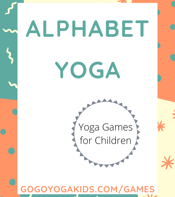 Yoga games and activities for children