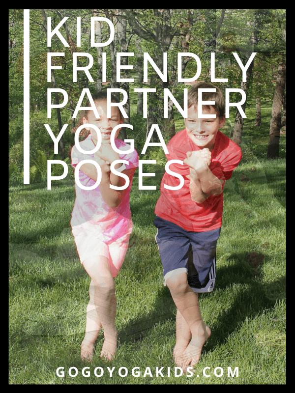 kid friendly partner yoga poses