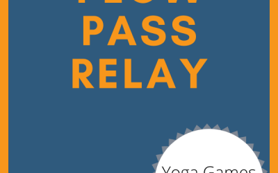 Plow Pass Relay Yoga Game