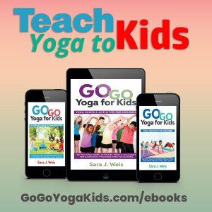 kids yoga books