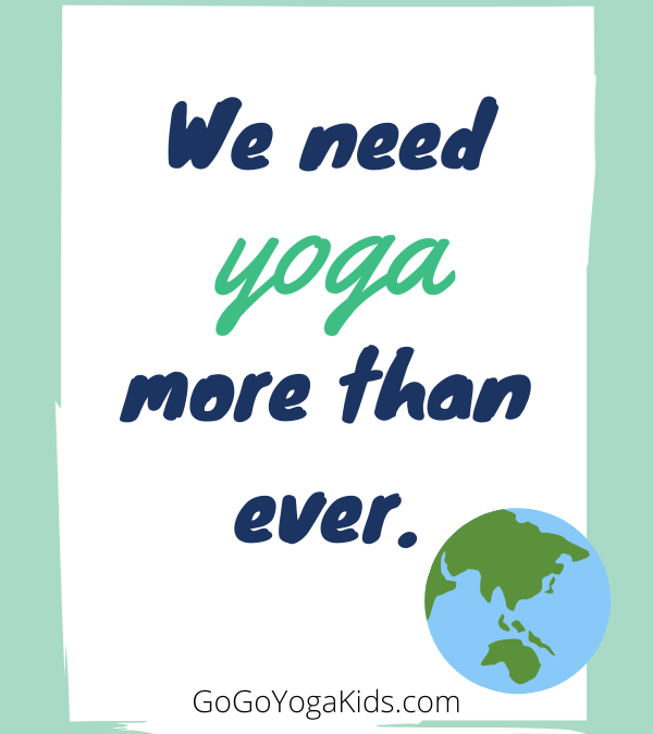 We Need Yoga for Anxiety Now More Than Ever