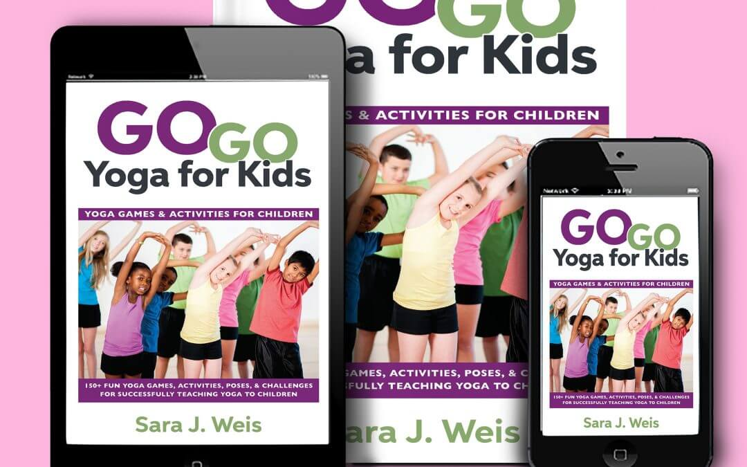 #1 New Release! Go Go Yoga for Kids: Yoga Games & Activities for Children