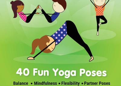 40 Pose Cards
