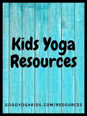 kids yoga resources