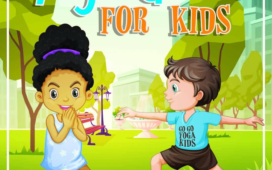 Let the Games Begin! Summer Yoga Games for Kids