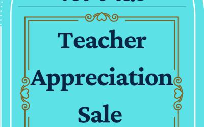 Go Go Yoga for Kids Teacher Appreciation Sale (that's you!)