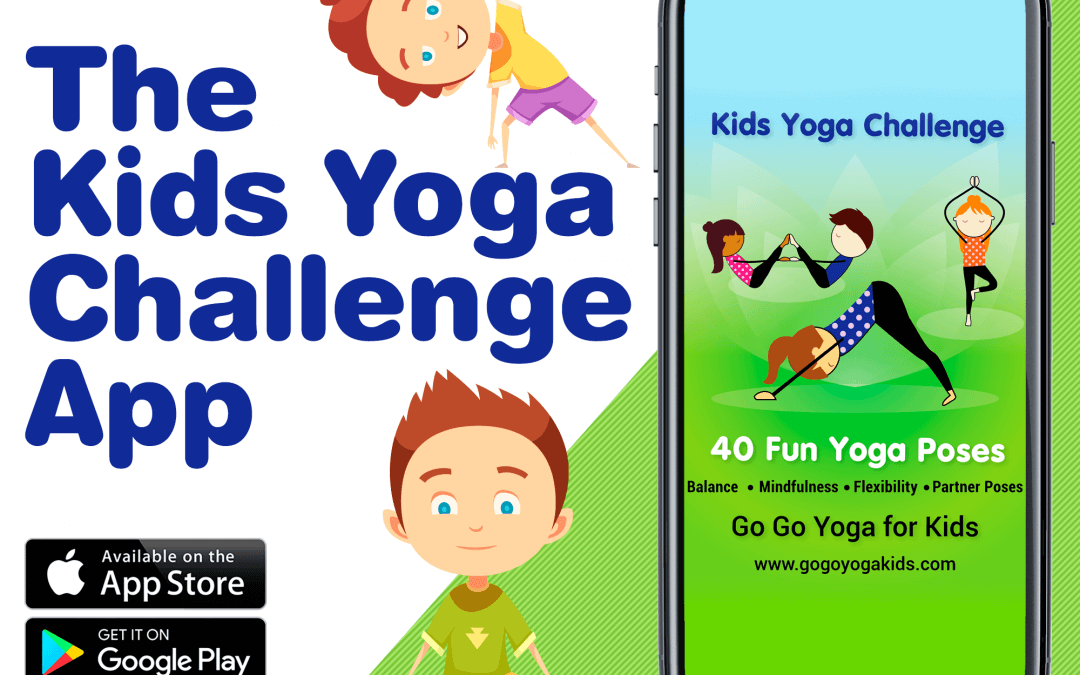 The Kids Yoga App