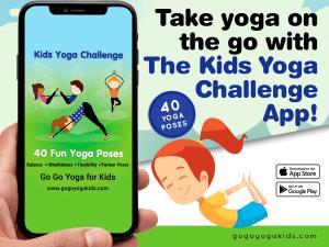 kids yoga app