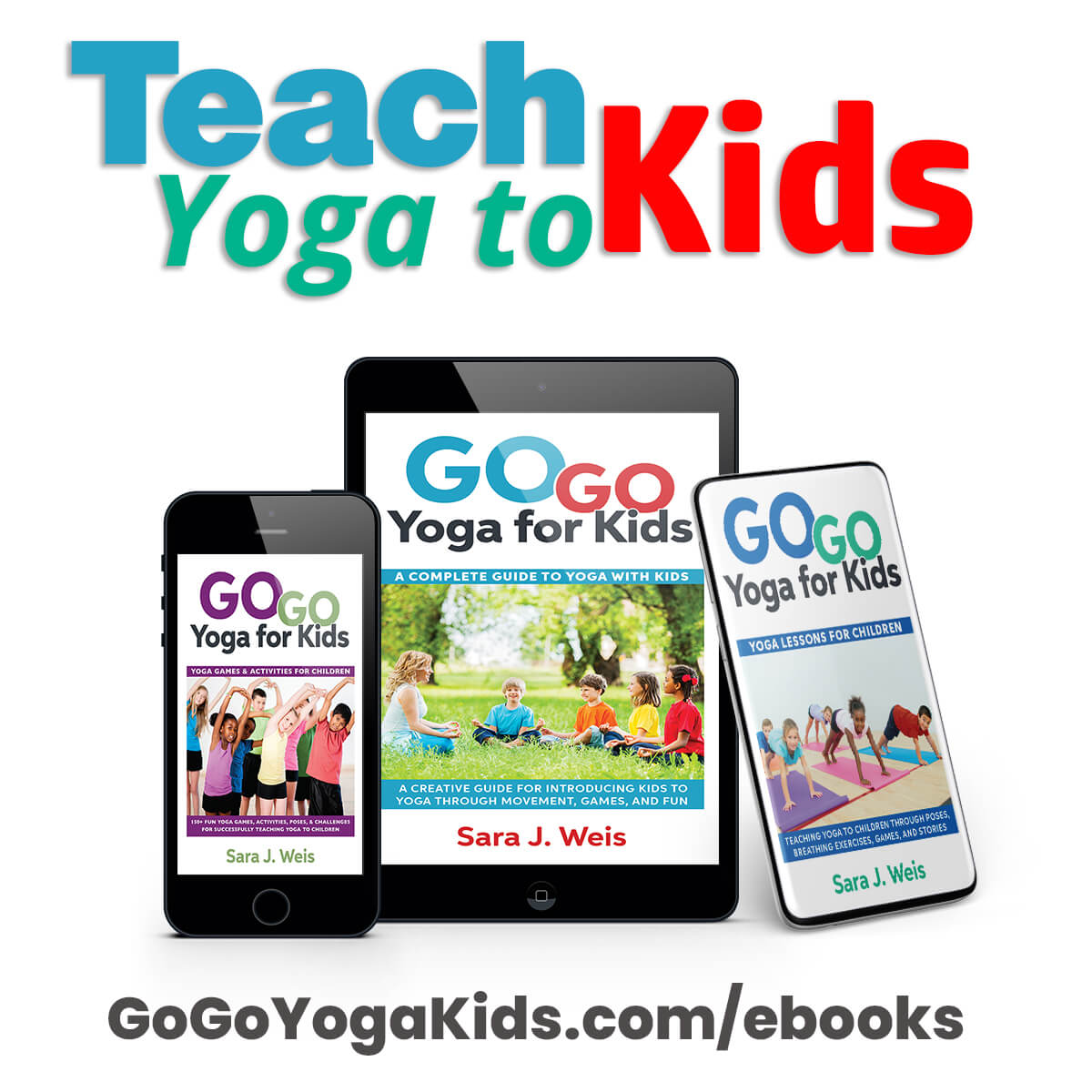 go go yoga for kids books