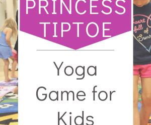 How to Play Princess Tiptoe: Yoga Games Online