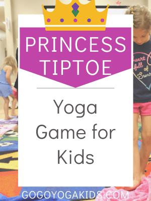 yoga game for kids