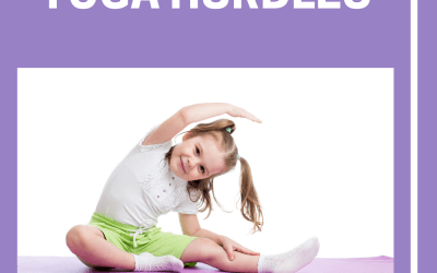Fun Active Games for Kids: Yoga Hurdles