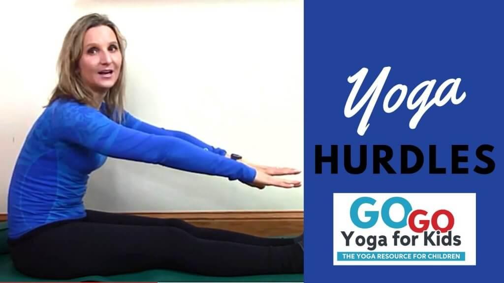 yoga hurdles