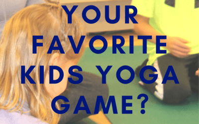 Favorite Yoga Games