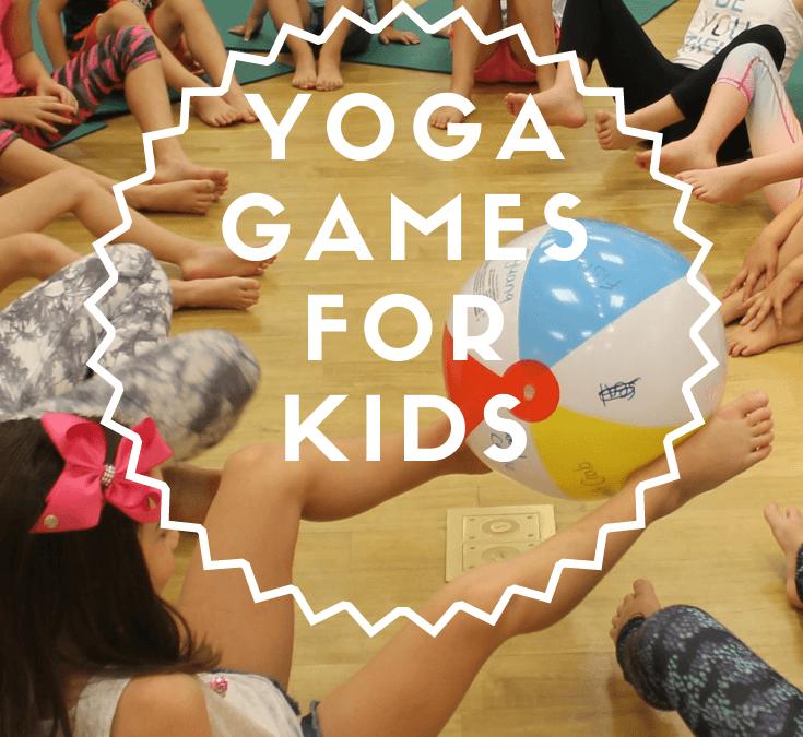 The Best Yoga Games for Children