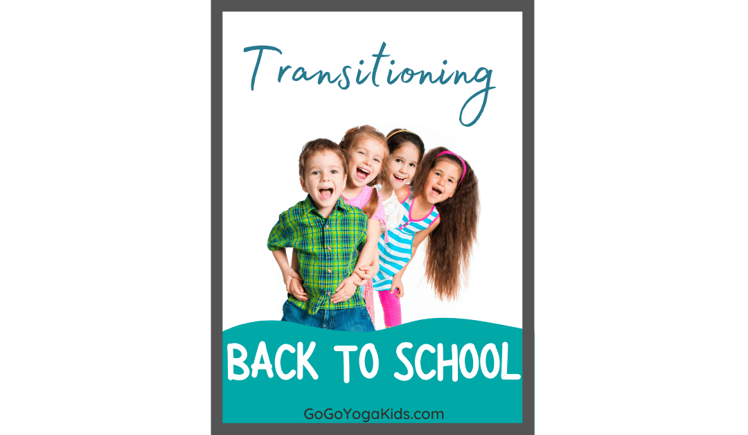 Happy Back to School Help for Families and Kids