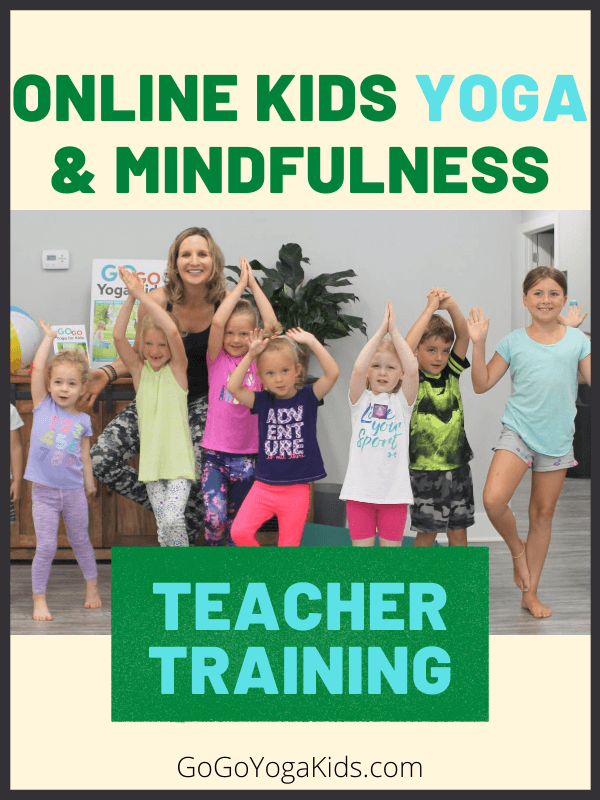 kids yoga and mindfulness Teacher Training