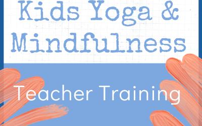 Win a Free Kids Yoga & Mindfulness Teacher Training with Go Go Yoga for Kids