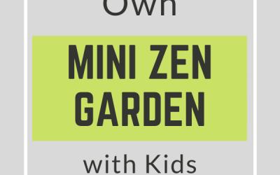 Zen Garden Tutorial for Kids
