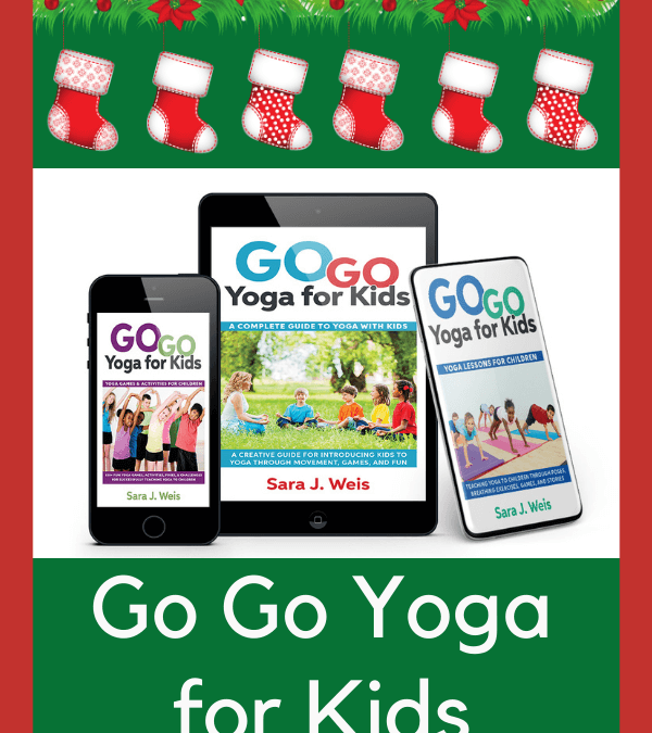 Half off all Kids Yoga Books for a limited time