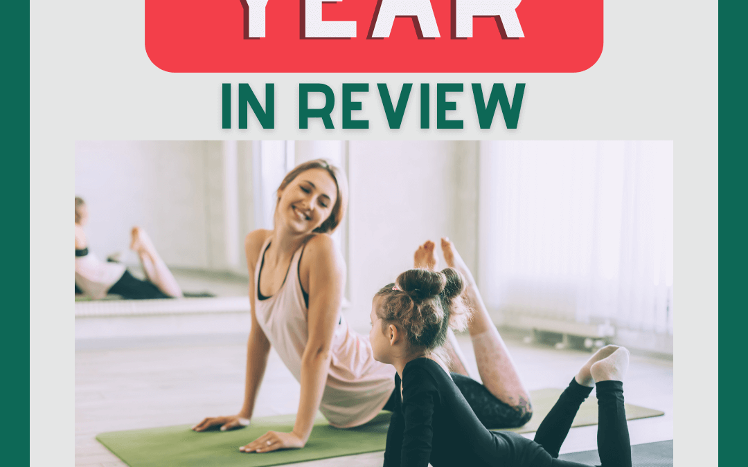 Announcing an Amazing Year with Go Go Yoga for Kids