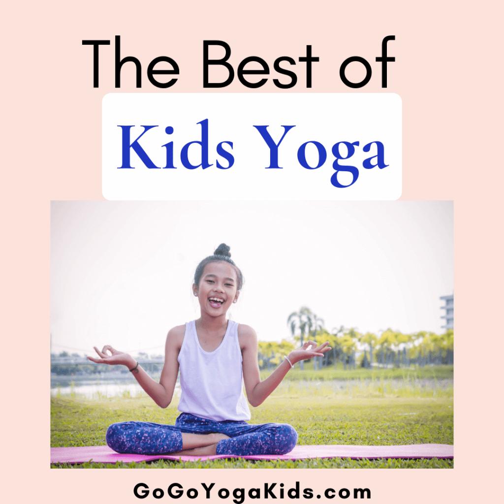 best of kids yoga