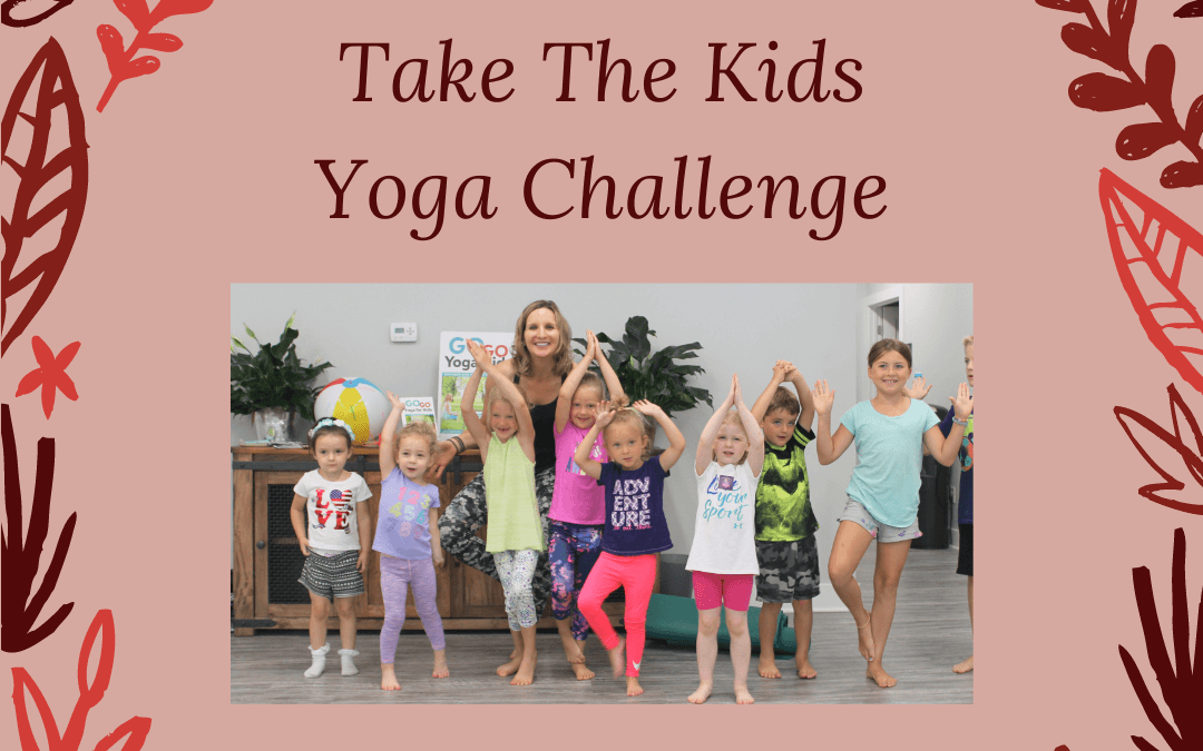 Take the Yoga Challenge: Fun & Beneficial for All Ages