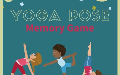 How to Play Yoga Pose Memory: Yoga Game for Kids