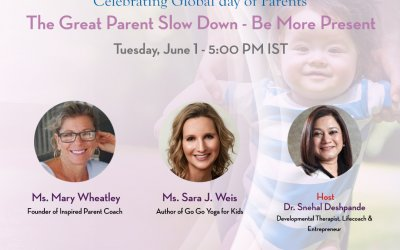 The Great Parent Slowdown: How to Be More Present from Yoga for Unity & Wellbeing