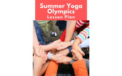 Get Your Free Kids Summer Olympics Yoga Guide