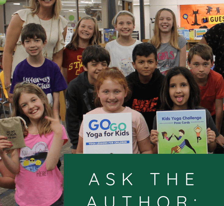 Ask the Author: Sara J. Weis With Go Go Yoga for Kids
