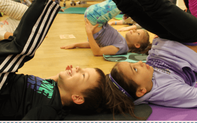 Celebrate Earth Day with Go Go Yoga for Kids